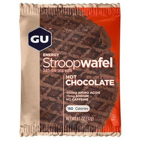 GU ENERGY STROOPWAFEL, Sports Bar, GU - Gone Running