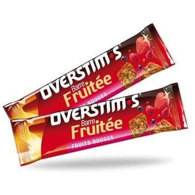 Overstims Fruity Energy Bar (Apricot | Peach), Sports Bar, Overstims - Gone Running