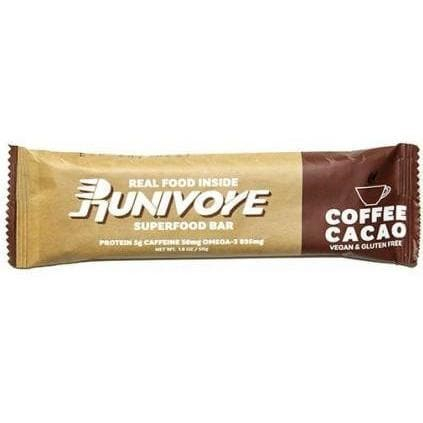 Runivore Coffee Cacao Superfood Bar, Sports Bar, RUNIVORE - Gone Running