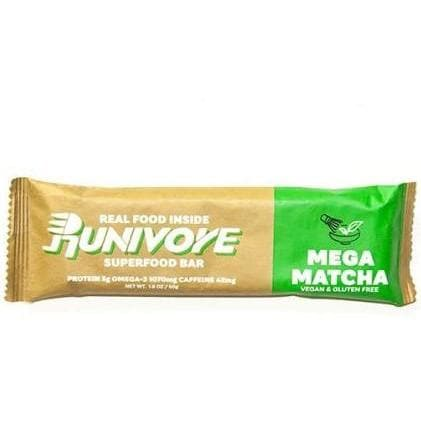 Runivore Mega Matcha Superfood Bar, Sports Bar, RUNIVORE - Gone Running