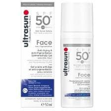 Sunscreen - Ultrasun Face Anti-ageing & Anti-Pigmentation SPF50+ (50ml)