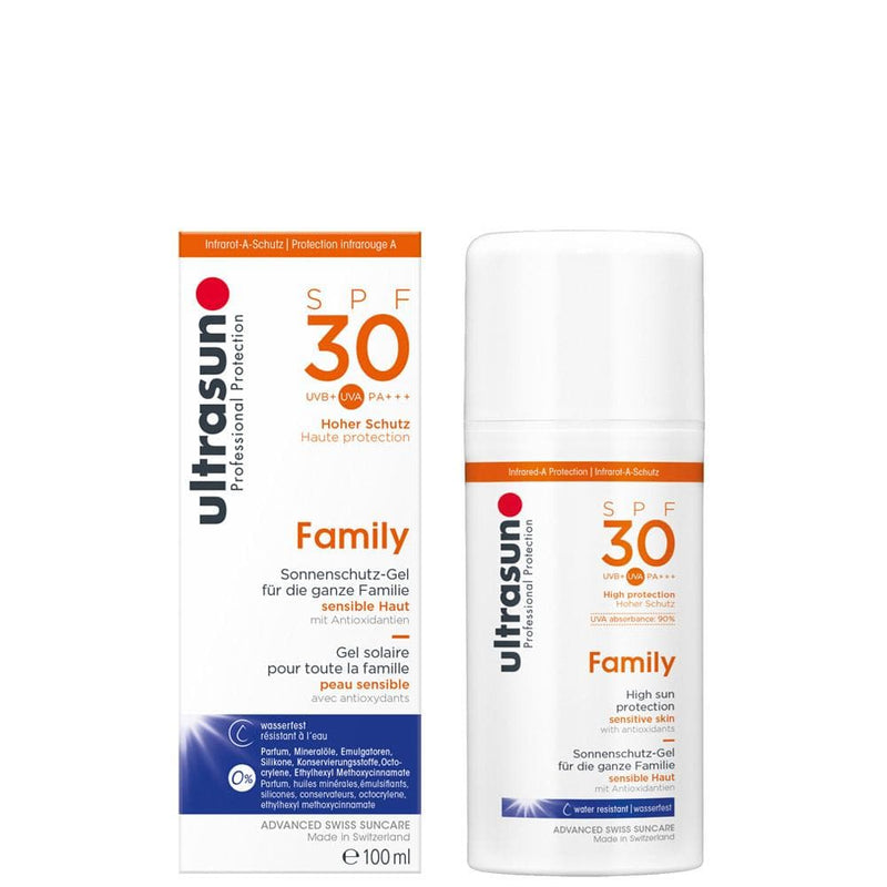 Ultrasun Family SPF30 (100ml), Sunscreen, Ultrasun - Gone Running
