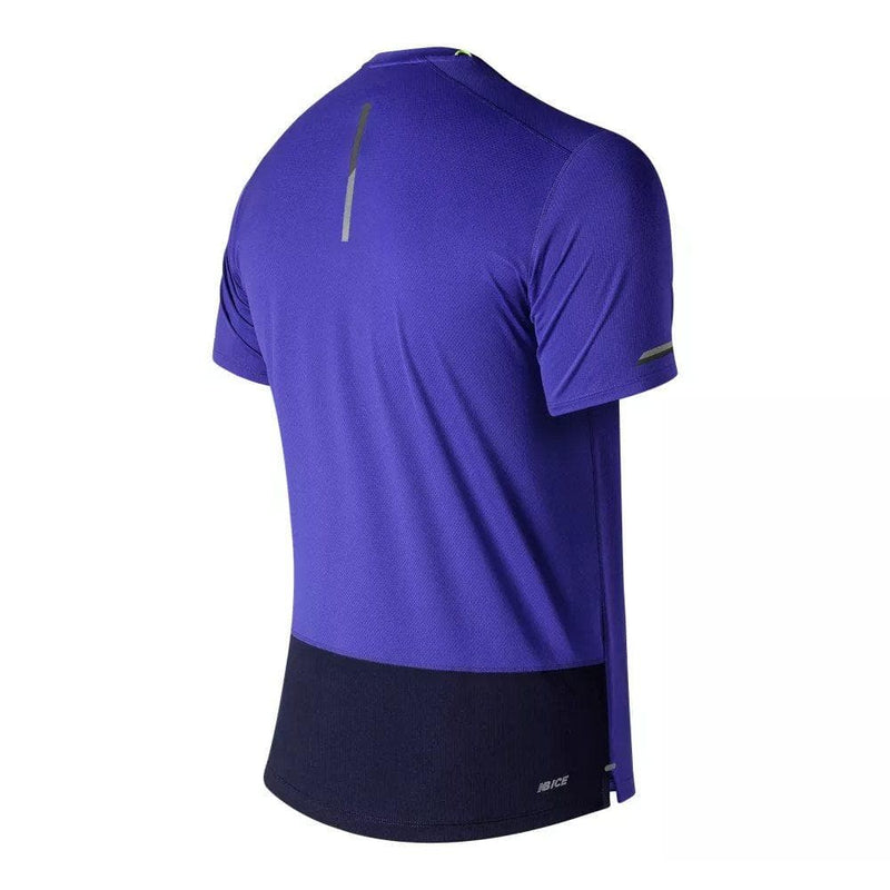 New Balance AMT81200-Men's Ice 2.0 Short Sleeve, Tops, New Balance - Gone Running