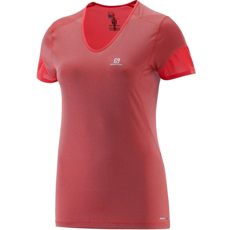 Tops - Salomon Women's Trail Runner SS Tee