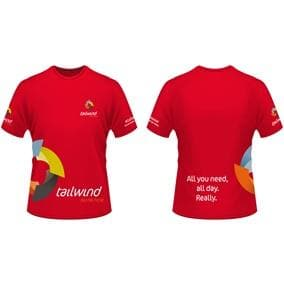 Uglow Women's Speed Aero T-Shirt (Limited Edition Hong Kong)