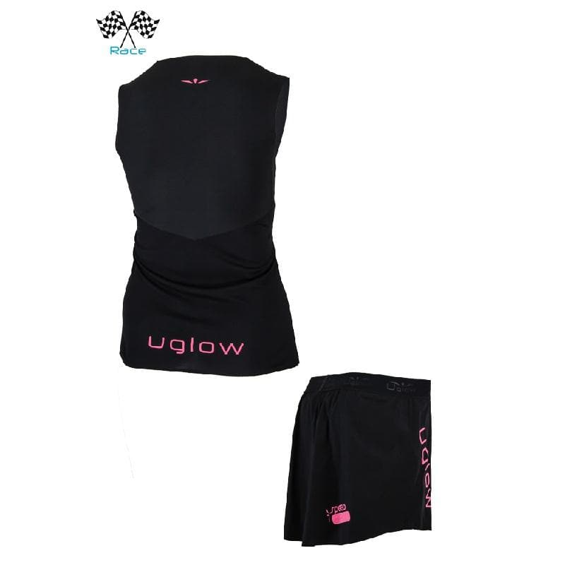 Uglow Women's Speed Aero Set, Tops, Uglow - Gone Running