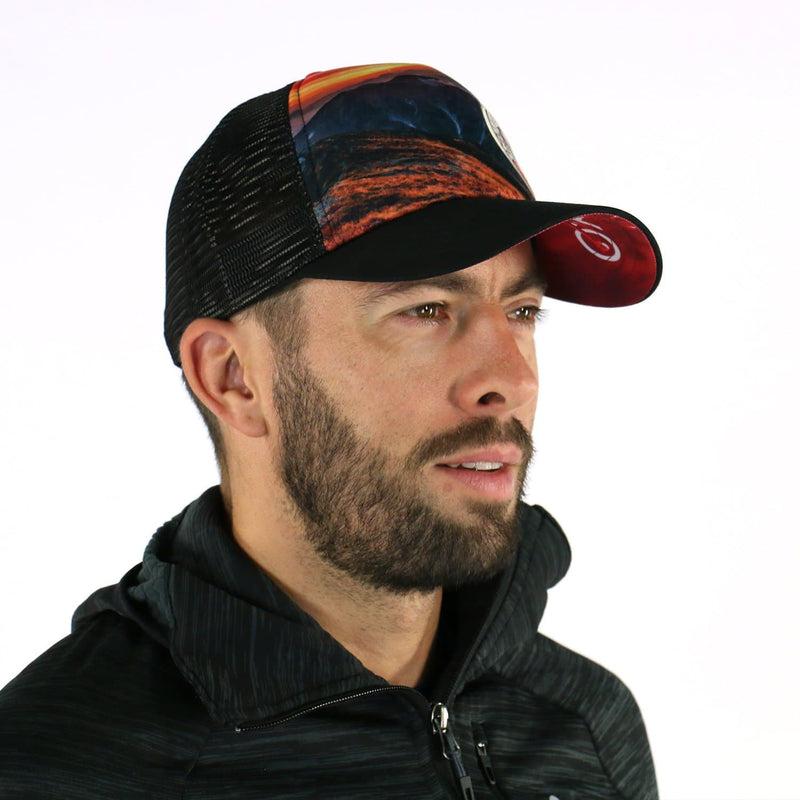 Oxsitis Men's Trucker Cap, Caps, Oxsitis - Gone Running