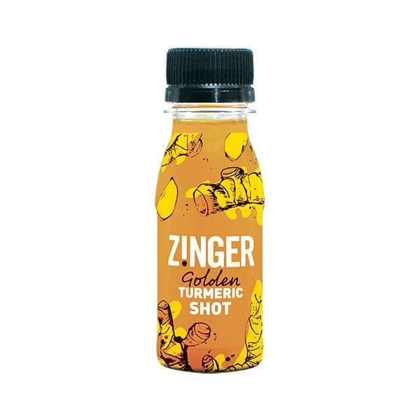 Turmeric Zinger - Box of 15, Sports Drink, Zinger - Gone Running