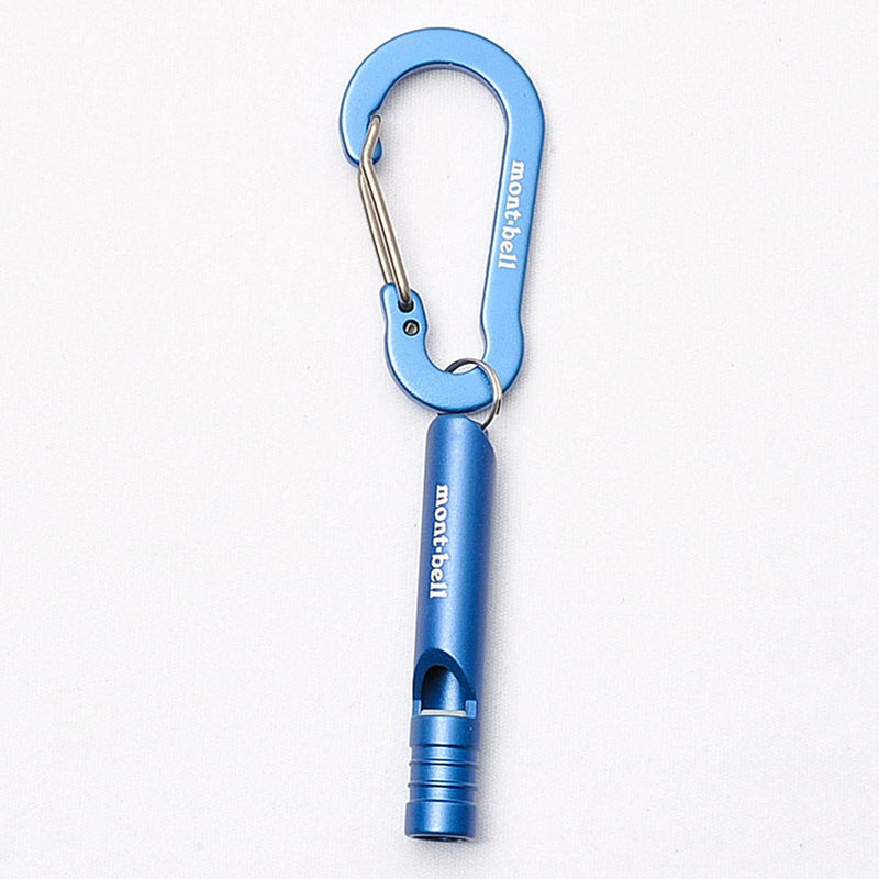Montbell Key Carabiner Whistle, Other, Montbell - Gone Running
