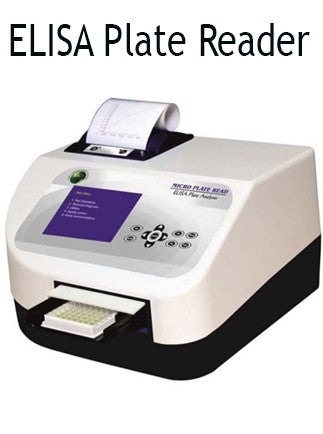 ELISA Plate Reader - Easy to use micro plate analyzer