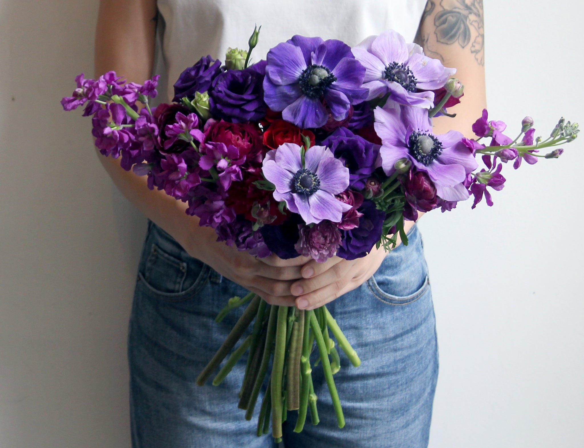 Bouquet / Purple Siren