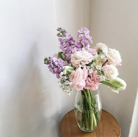 Floral Class / Tonal Bouquet Class with Shop Wonderland / 20 Apr