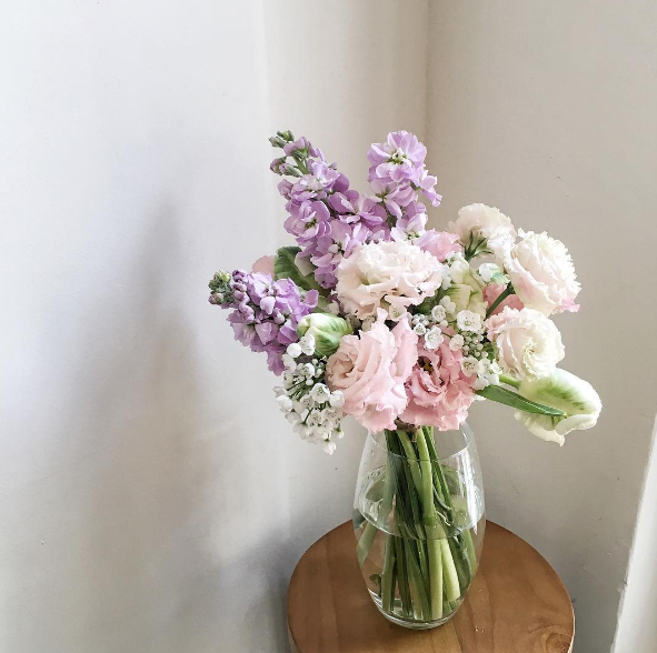 Floral Class / Tonal Bouquet Class with Shop Wonderland / 23 Mar