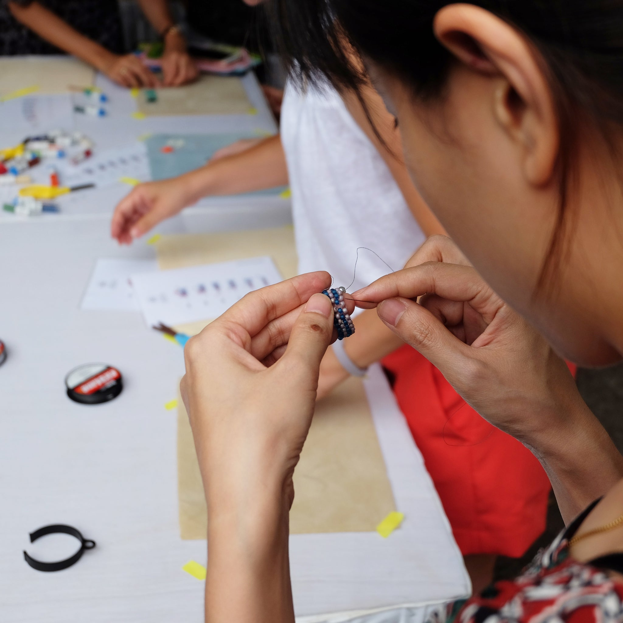 Craft Class / Beading Workshop with EDEN + ELIE / 13 May