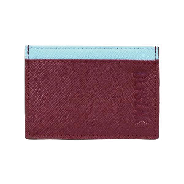 Saffiano Cardholder - Play - BLYSZAK eyewear BLYKIT - eyewear, optical, sunglasses