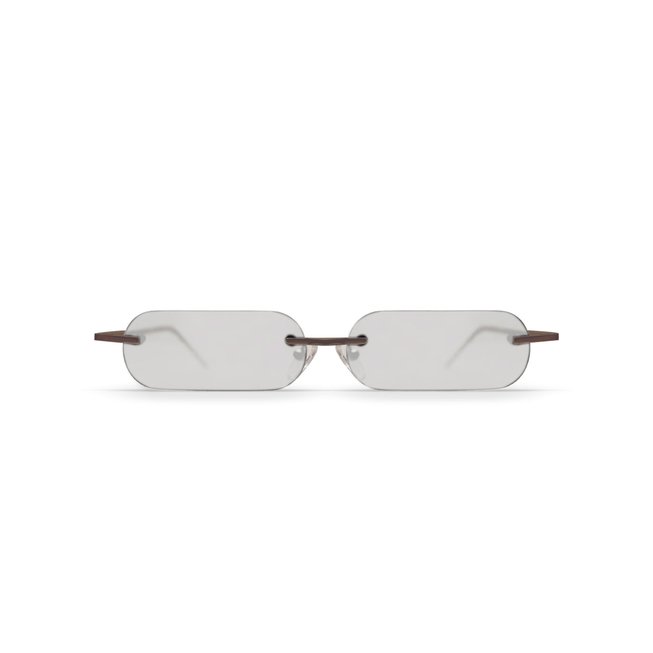Metal. Hawthorn. Clear Lens. - BLYSZAK eyewear eyewear - eyewear, optical, sunglasses