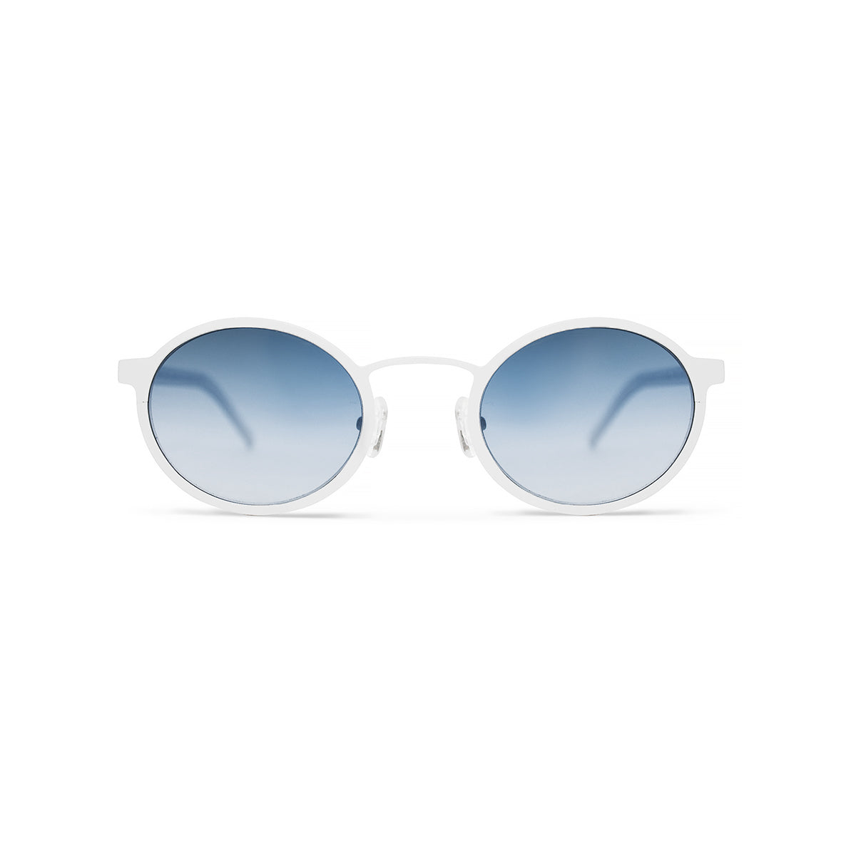 Metal. Porcelain. Ocean Lens. - BLYSZAK eyewear eyewear - eyewear, optical, sunglasses