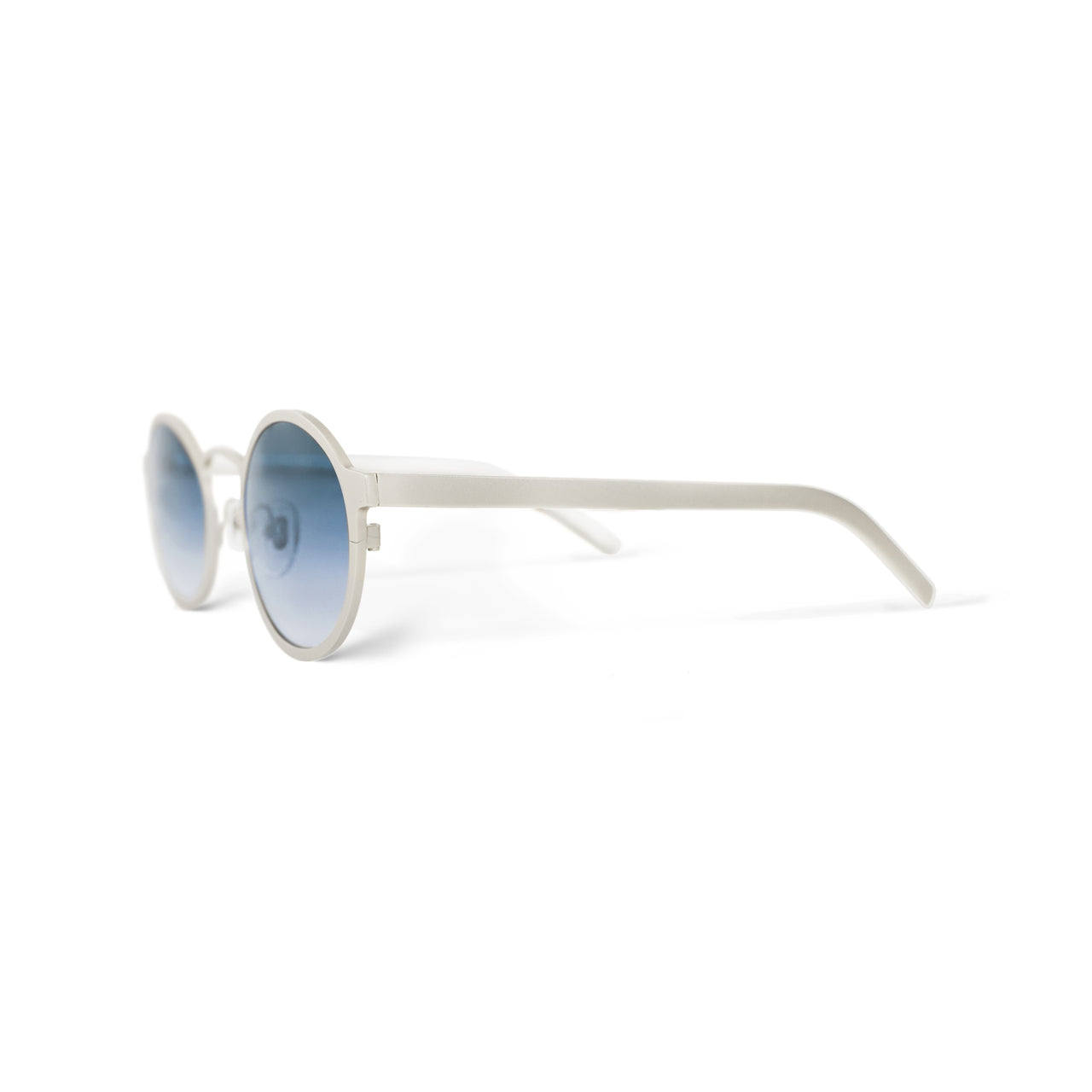 Metal. Gloss Sand. Ocean Lens. - BLYSZAK eyewear eyewear - eyewear, optical, sunglasses