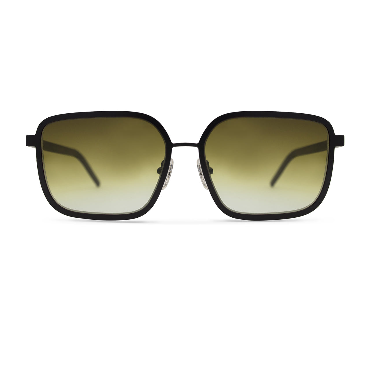 Metal. Gloss Black. Sulphur Lens. - BLYSZAK eyewear eyewear - eyewear, optical, sunglasses