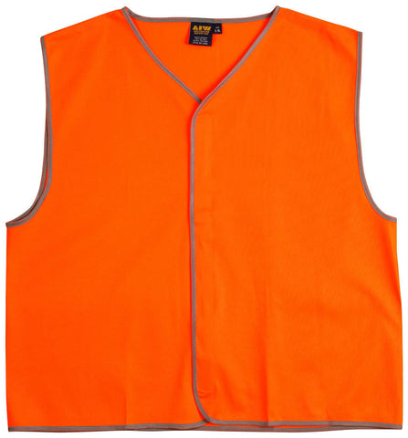 Safety Vest - SW02A - J&M Workwear  - 1