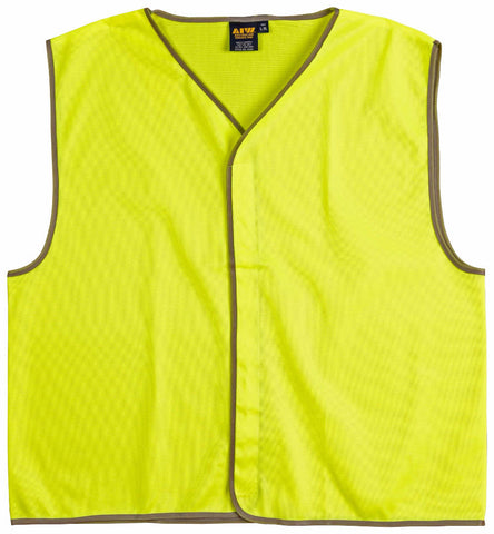 Safety Vest - SW02A - J&M Workwear  - 2