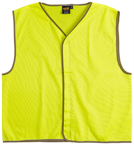 Safety Vest - SW02 - J&M Workwear  - 2
