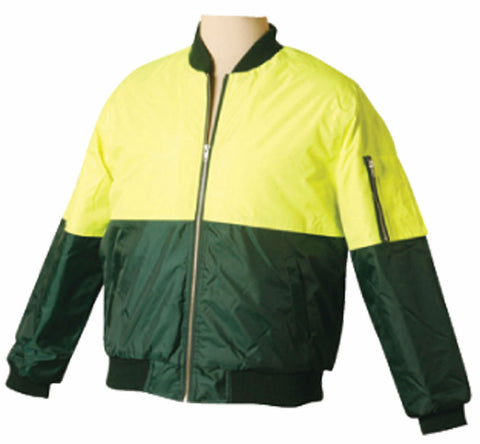 2 Tone Flying Jacket - SW06A - J&M Workwear  - 2