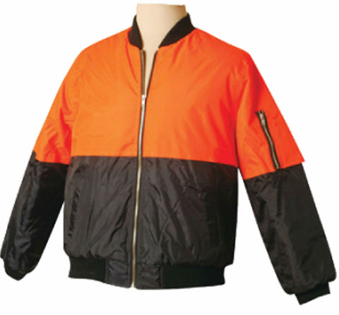 2 Tone Flying Jacket - SW06A - J&M Workwear  - 1