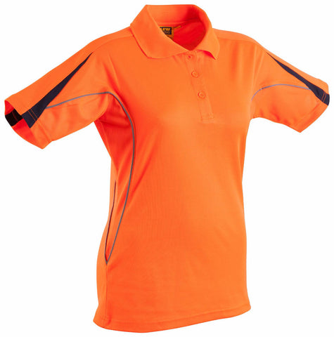 Legend Short Sleeve Polo - PS26A - J&M Workwear  - 1