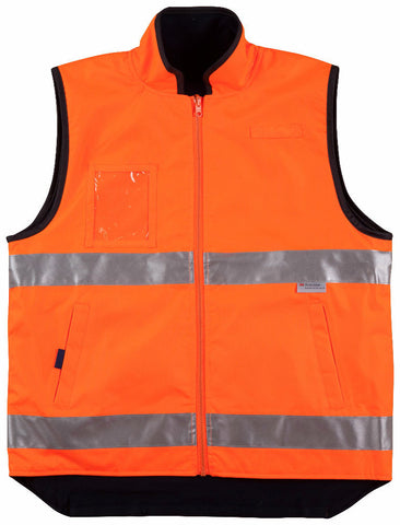 Safety Vest - SW49 - J&M Workwear  - 1