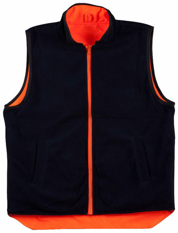 Safety Vest - SW49 - J&M Workwear  - 3
