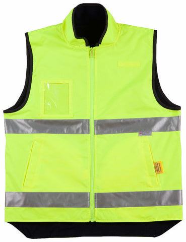 Safety Vest - SW49 - J&M Workwear  - 2
