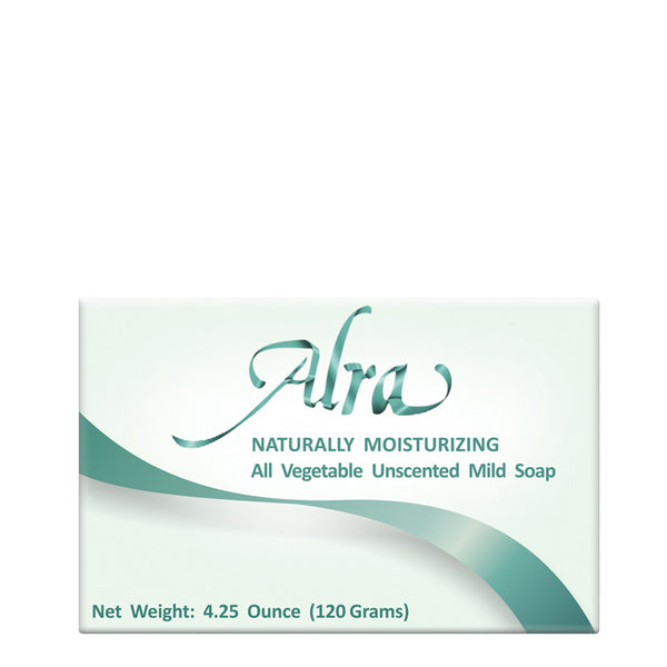 Alra All Vegetable Unscented Mild Soap