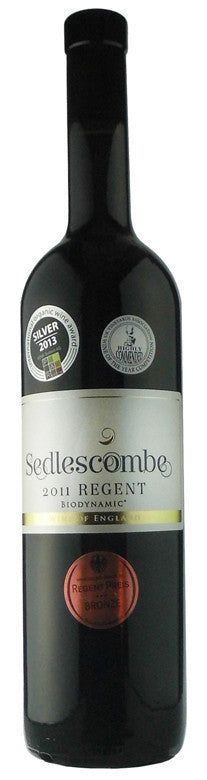 Sedlescombe 2011 Regent, England's most expensive Red Wine - Biodynamic