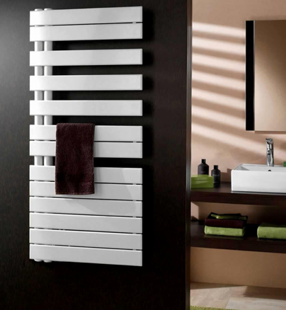 Towel Rail - White