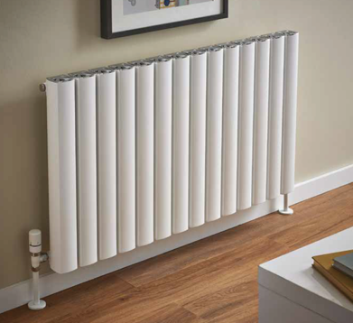 Horizontal Feature Radiators