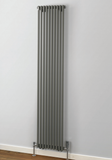 Rads 2 Rail Battersea Designer Radiator (Vertical)