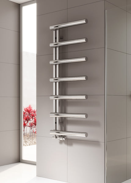 Reina Grosso Stainless Steel Towel Rail