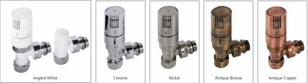 Kings Thermostatic (Angle or Straight)