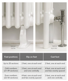 .Milan (Horizontal) White (Express) - 4 column - Height 600mm