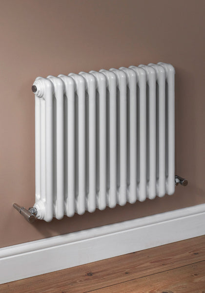 Asti (3 column) (602mm High) (White - EXPRESS BESPOKE)