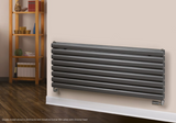 Rads2Rail Finsbury Horizontal - (White/Anthracite)