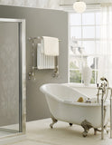 Vogue Regency Wall Mounted LG005-MS OG015-BR Towel Rail