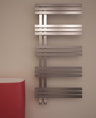 Sole Two Towel Rail