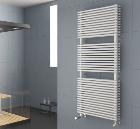 Campania High BTU Towel Rail