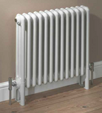 Asti (2 column) (602mm High) (White - EXPRESS BESPOKE)
