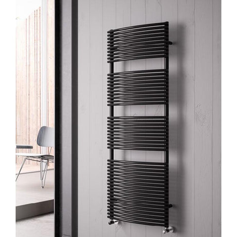 Gela Curved Towel Rail