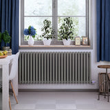 Terma Triga E Electric Radiator Metallic Stone