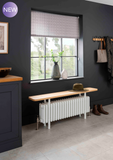 The Radiator Company Ancona Bench Seat Vertical