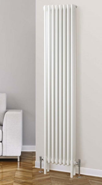 Rads2Rail Fitzrovia Multicolumn Radiator